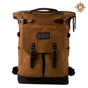 Deluxe Daypack Brush Brown