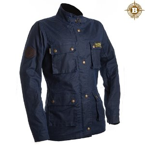 Wax Wear Jacket Men Navy