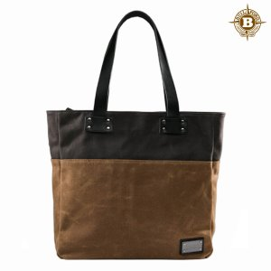 Carry All Totebag Brush Brown