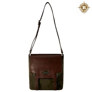 Enta Messenger Bag Olive