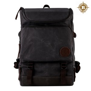 Basic Backpack Marron Grey