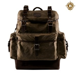 Classic Backpack Dark Oak