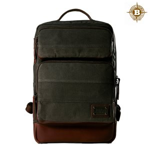Laptop Backpack Marron Grey