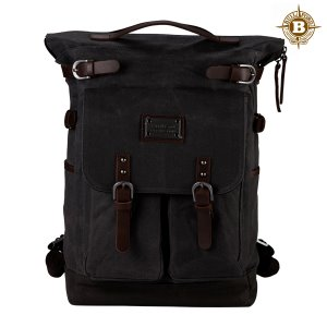Deluxe Daypack Marron Grey