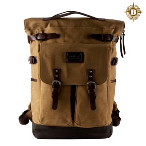 Deluxe Daypack Brown