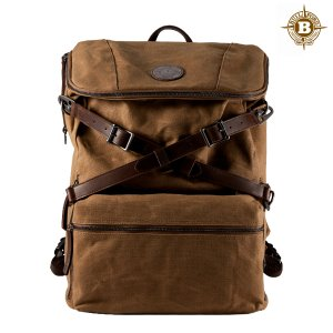 Explorer Rucksack Brush Brown