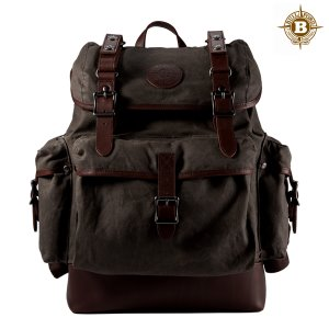 Classic Backpack Dark Tan