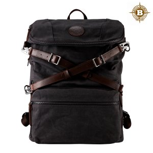 Explorer Rucksack Marron Grey