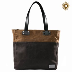 Carry All Totebag Marron Grey