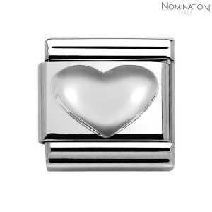 COMPOSABLE Classic SYMBOLS steel and silver 925 330106 (택1)