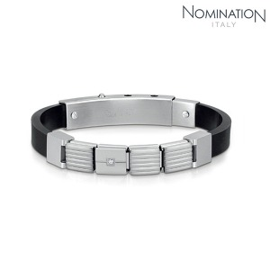 팔찌 IKONS (아이콘) Composable Bracelet 17 in rubber (CLASSIC) 239016/20