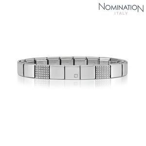 팔찌 IKONS (아이콘) Composable Bracelet 7 in stainless steel (CLASSIC) 239006/20