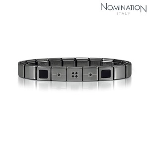 팔찌 IKONS (아이콘) Composable Bracelet 10 in stainless steel (CLASSIC) 239009/20