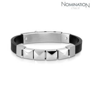 팔찌 IKONS (아이콘) Composable Bracelet 19 in rubber (CLASSIC) 239018/20
