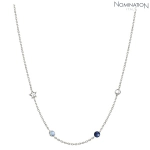 목걸이 BELLA DREAM (벨라드림) necklace 925 silver, stones and crystal 146673/010