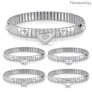 팔찌 EXTENSION (익스텐션) bracelet sterling silver and Cubic Zirconia 043316(택1)