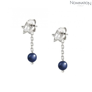 귀걸이 BELLA DREAM (벨라드림) earrings 925 silver, stones and crystal 146675/010