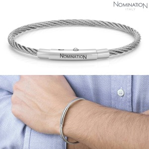 팔찌 PORTOFINO (포르토피노) bracelet men's Stainless Steel (Steel) 024146/001