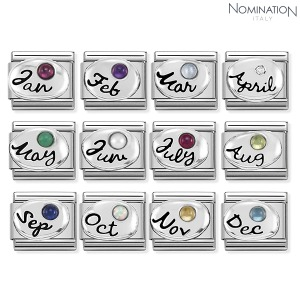 COMPOSABLE Classic SYMBOLS steel silver and stones 330505 (택1)
