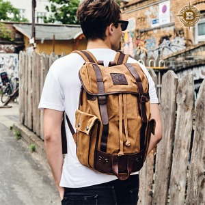 Ranger Backpack Brush Brown