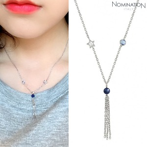 목걸이 BELLA DREAM (벨라드림) necklace 925 silver, stones and crystal PENDANT 146672/010